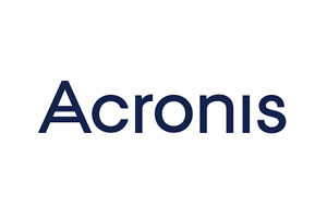 Logo fournisseur Acronis global technology company